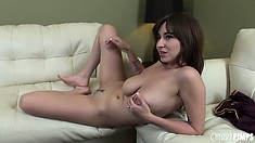 Classical masturbating sorceress Shay Laren will amaze the hell out of your dick