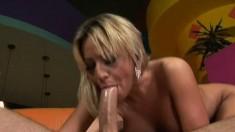 Big breasted blonde teeny Jasmine gets schooled in hardcore anal sex