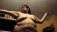 Hot German Mature 42 fat Pussy